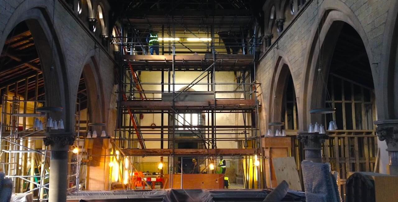 St Pauls Church refurbishment