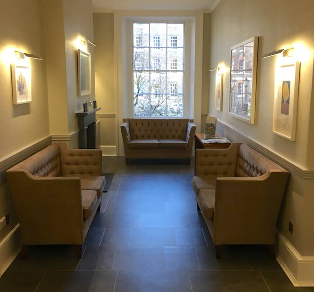 Hailsham Chambers office refurbishment (Private construction contract)